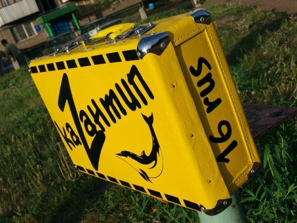 Жолтые чемоданы с kazantipa рюкзаки bagland в украине